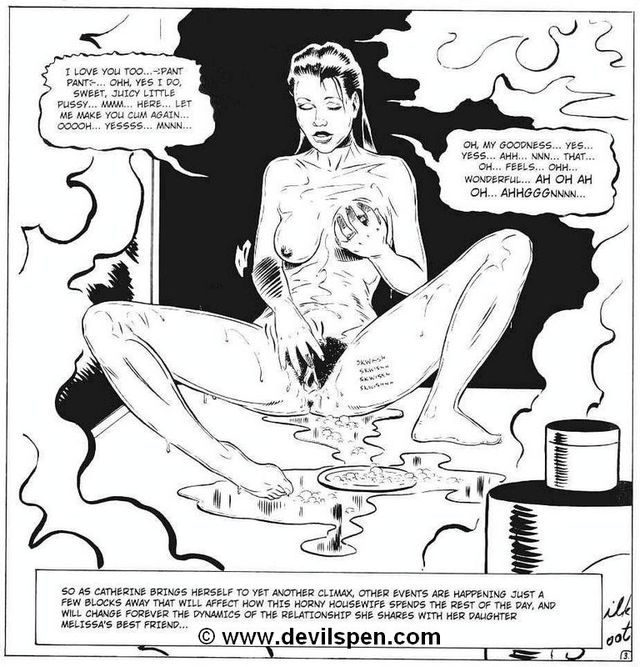 comic sex toons woman pic fucked tied toy devilspen
