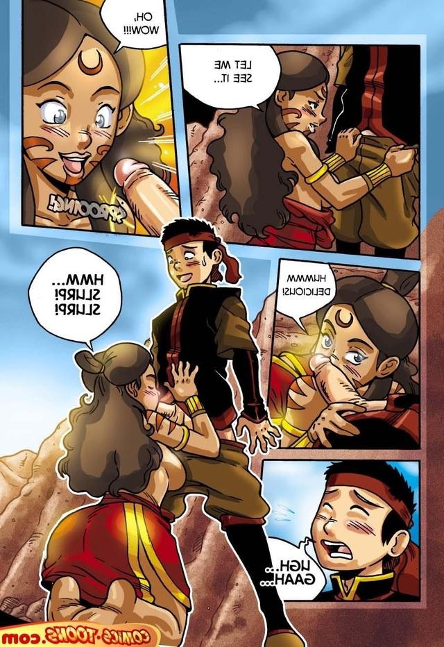 секс аватар комиксы фото