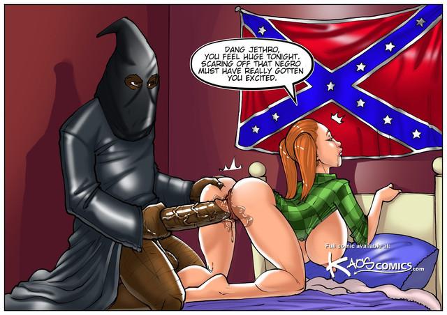 interracial порно комиксы