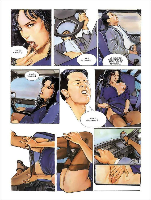 comics on porn porn page comic fuck hard girl monster