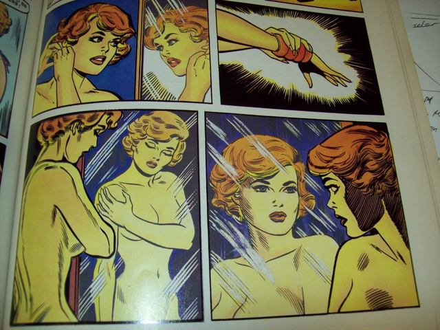 comics on porn porn comics dazzler