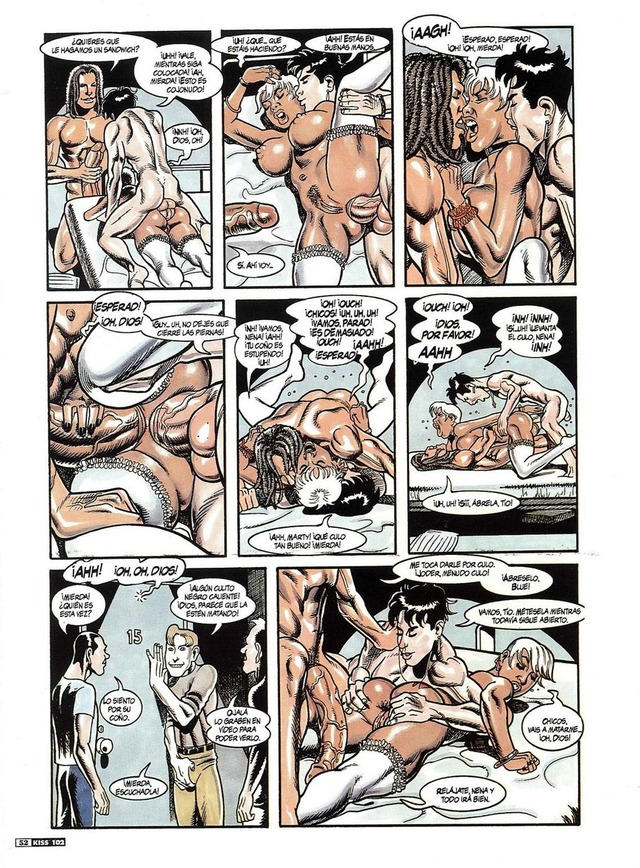 comix porn pic porn comics ass about getting lady nailed