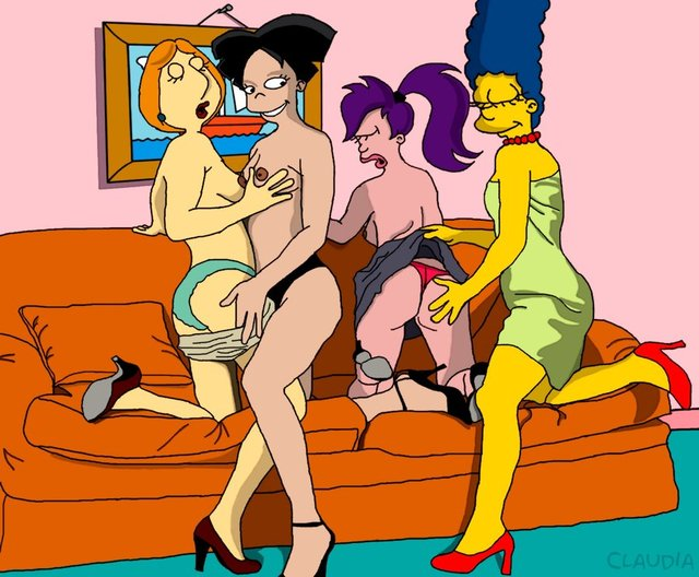 crazy porn from simpsons porn simpsons media gallery lois griffin crazy