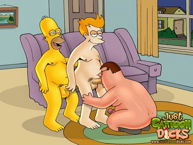 crazy porn from simpsons griffin peter