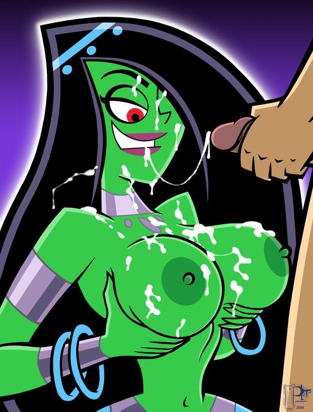 Need danny phantom hentia comics