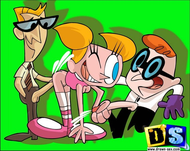 dexter's laboratory porn porn pics cartoon cartoonporn laboratory dexters