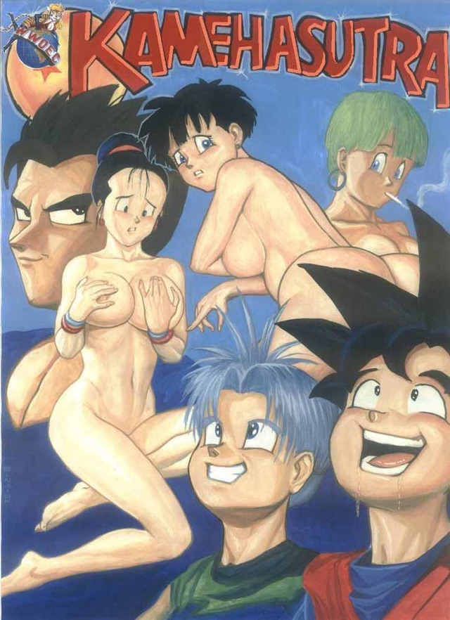 dragon ball hentai gallery kamehasutra mangas