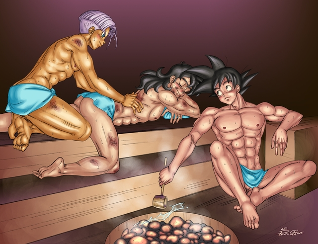 Gay dragonball z xxx hentai