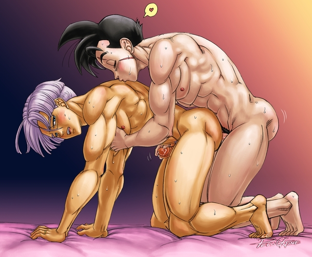dragon ball z porn media gay dragon ball original kai different kamasutra greyhound angle