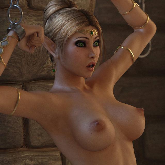 порно фото эльфийка
