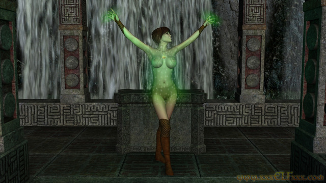 elf porn porn gallery fantasy cgi elf preview druid falls