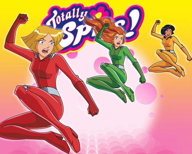 erotic cartoon characters totally spies totallyspies totalli spajs gdefon