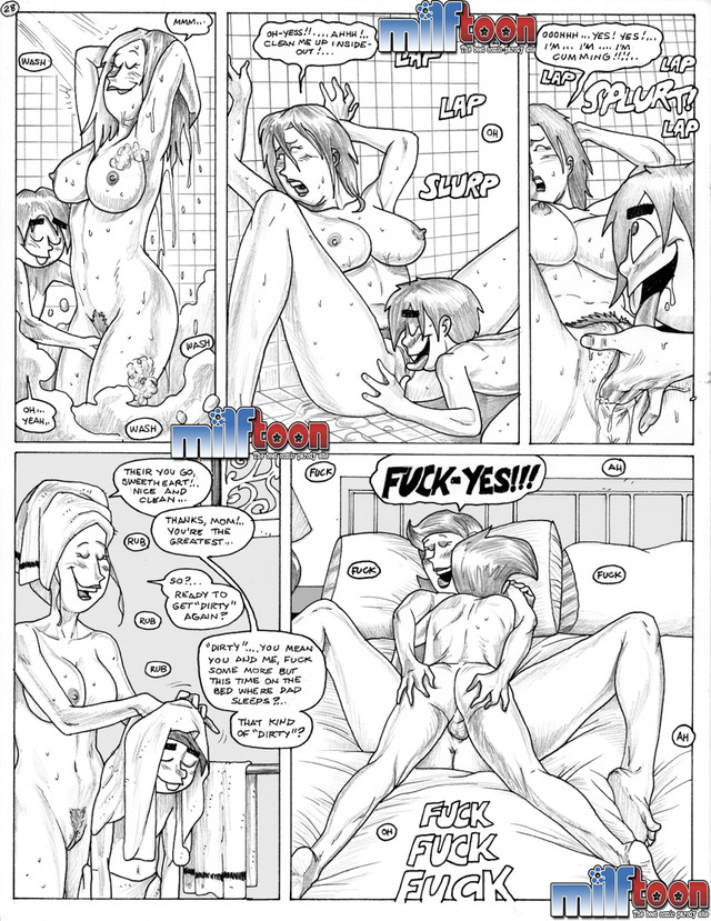 Fairly Odd Parents Porn Comic image #7082
