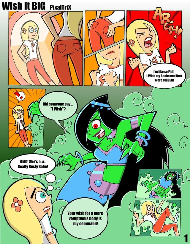 Fairly Odd Parents Porn Comics image #93547
