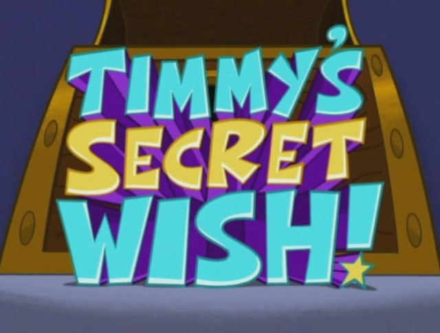 fairly odd parents porn parents turner wish wikitimmy secret timmys titlecard