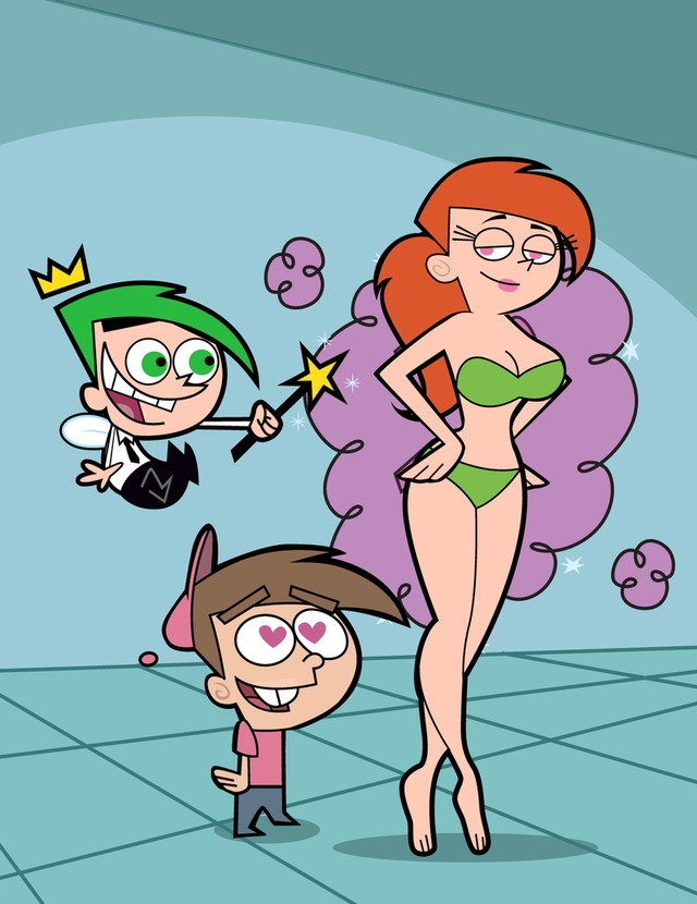 fairly odd parents vicky porn pictures fairly oddparents vicky fop icky vectortoon
