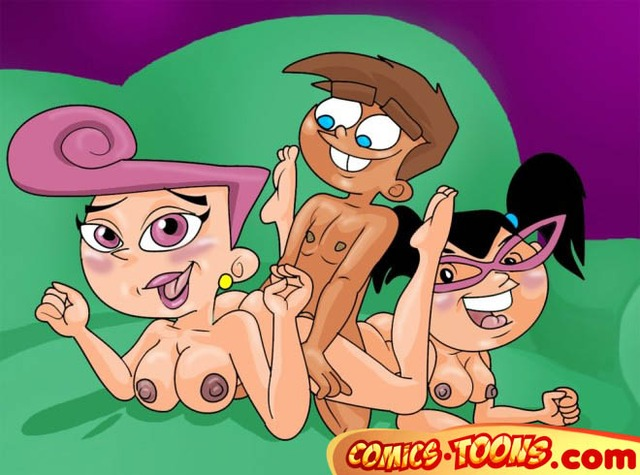 fairly oddparents' sex toy porn hentai porn fairly pics oddparents cartoon cartoonporn tootie