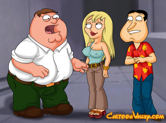 family guy cartoon porn picture porn pics family guy gangbang
