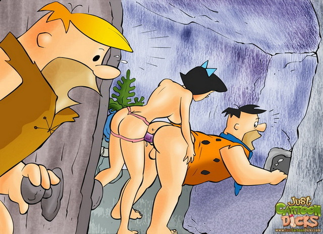 flingstones toons sex pleasures gay toons flintstones