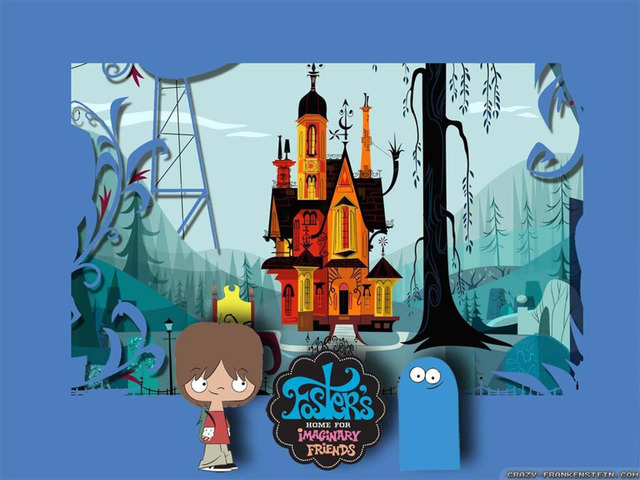 foster home for imaginary friends porn albums cartoon wallpapers fosters home imaginary friends intro