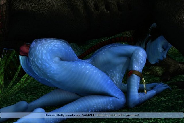 avatar navi porn Naked