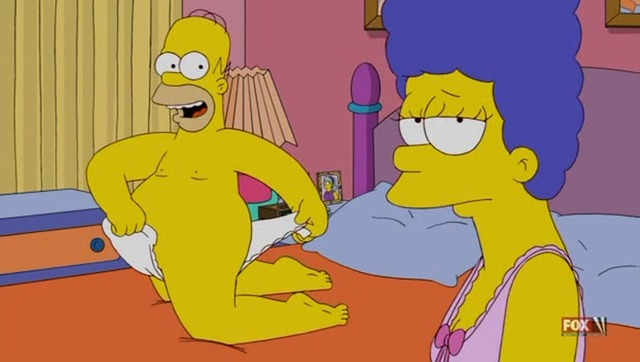 homer and marge bondage vlc