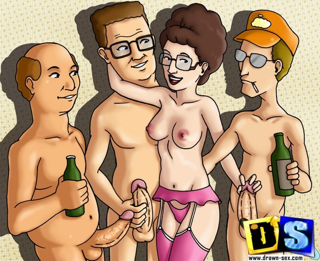 horniest toon couple porn gallery king galleries from cartoons hill group hot stars scj parties dab