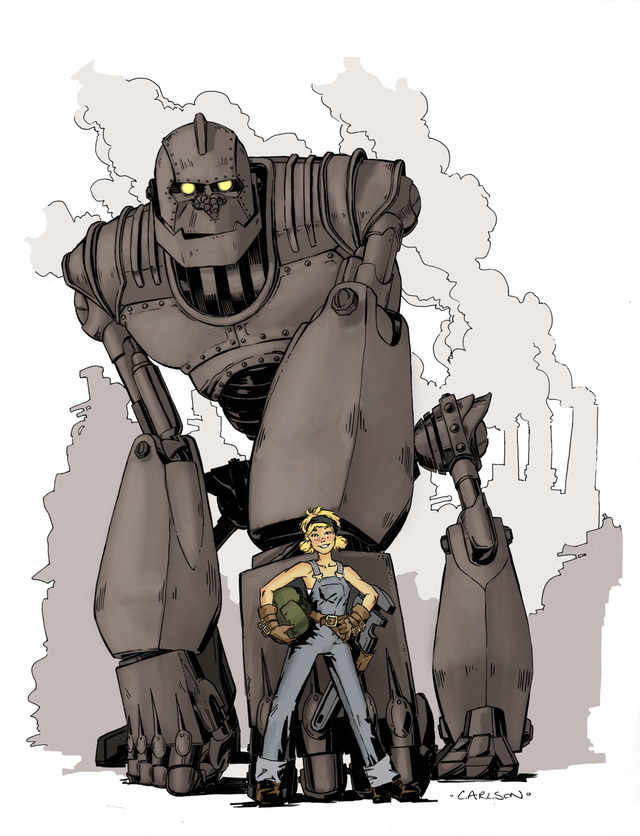 irongiant toon babe porn king meets iron giant kong ironkong