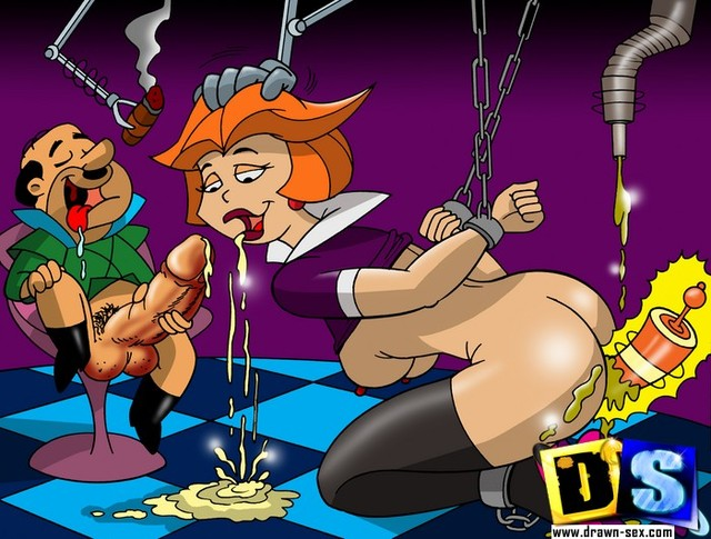 jetsons family wild orgies porn page thejetsons