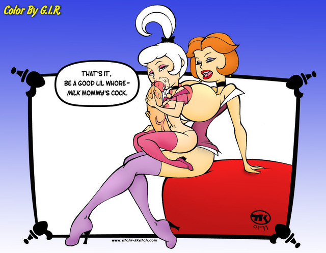 judy jetson hard fucked by friends porn judy turk jetsons jetson jane