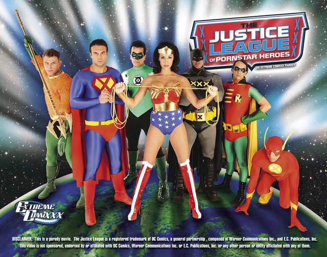 justice league porn porn parody star justice heroes league out sold extreme comixxx ships run
