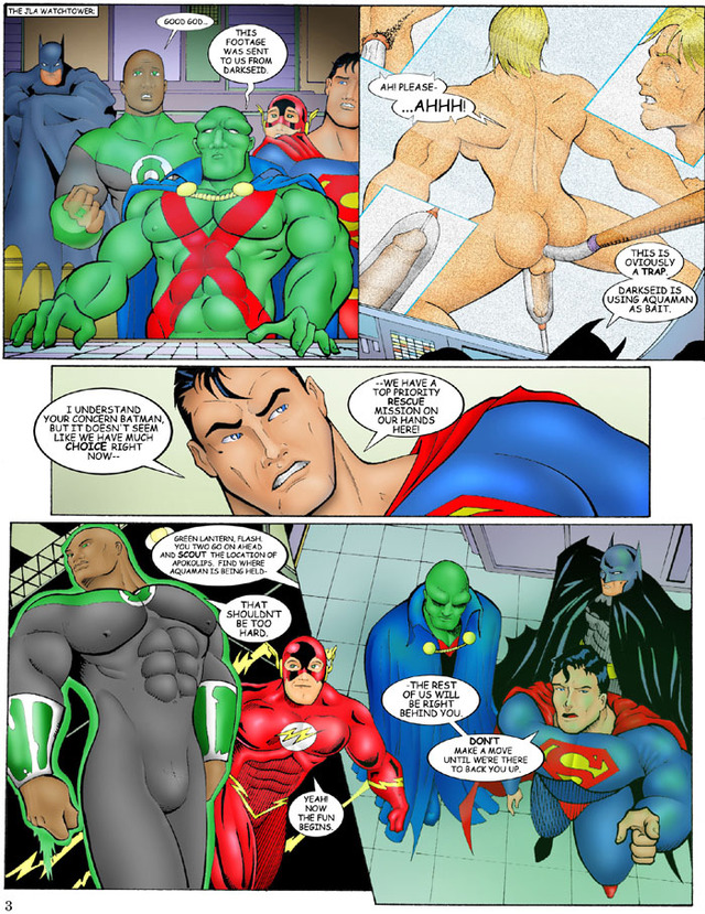 justice league porn porn pictures gay comic album justice league sperm every lusciousnet sacred