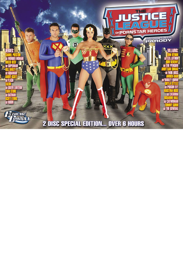 justice league porn justice heroes league pornstar products heroesdd excdvd