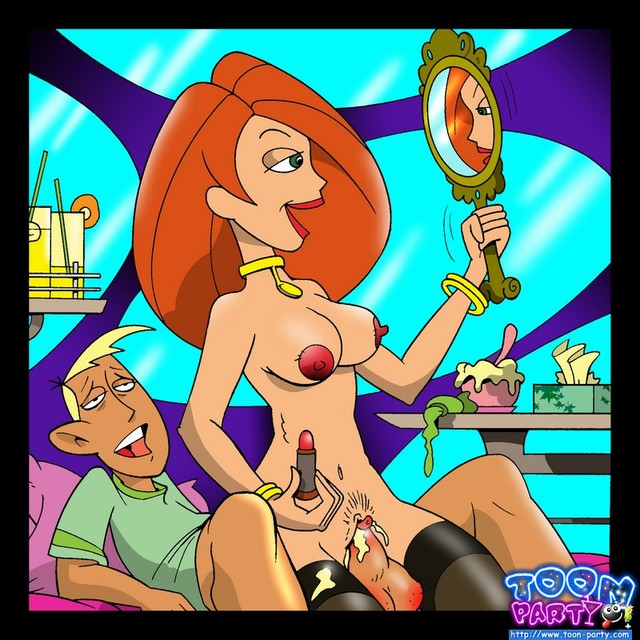 kim possible got fucked porn kim possible ron party fucking stoppable
