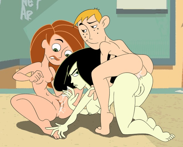 kim possible got fucked porn simpsons kim possible ron shego fucking ann kimberly stoppable