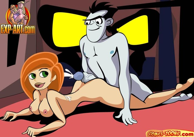 kim possible porn porn kim possible part