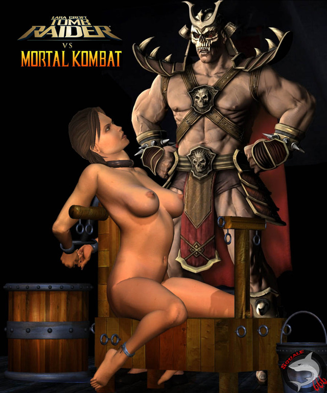 lara croft hentai albums hentai mortal kombat galleries games tomb raider lara croft categorized shao kahn squale