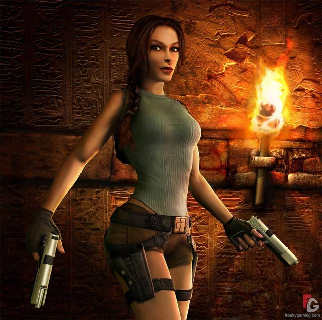 lara croft's holes under attack porn under porn media lara attack holes crofts