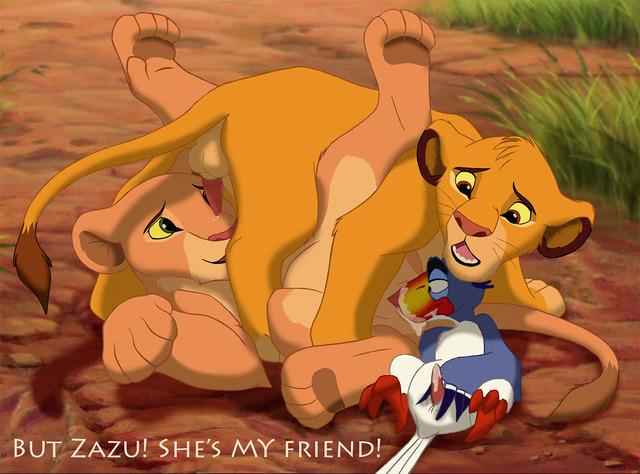 Lion King Porn Nala image #6442