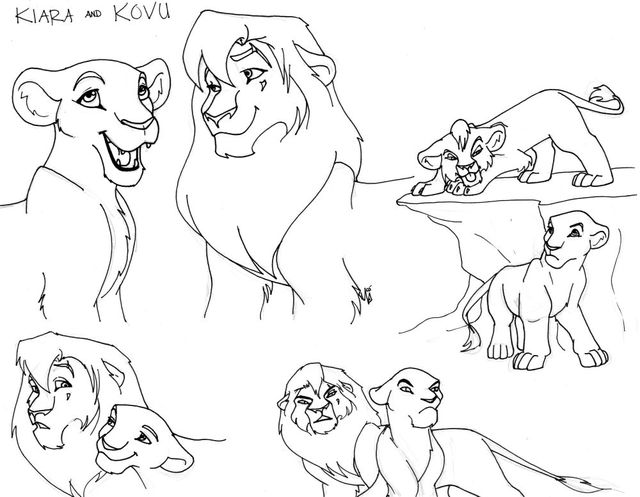 lion king porn lion king pages kovu coloring stats quotes