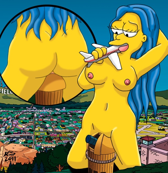 Marge And Lisa Simpson Nude Porn Videos Pornhubcom