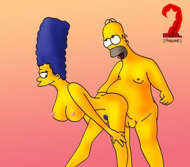 Marge Simpson Fake Porn
