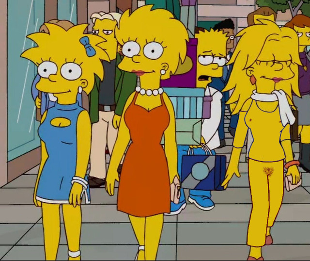 lisa simpson porn simpsons simpson lisa bart afa maggie unnamed