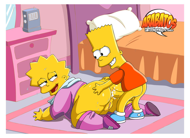 lisa simpson porn simpsons simpson lisa bart fab arabatos