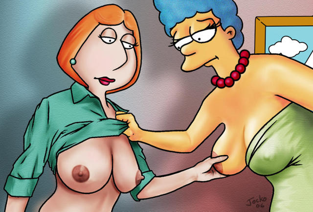 lois griffin hentai hentai simpsons lois family guy marge simpson griffin aee afde