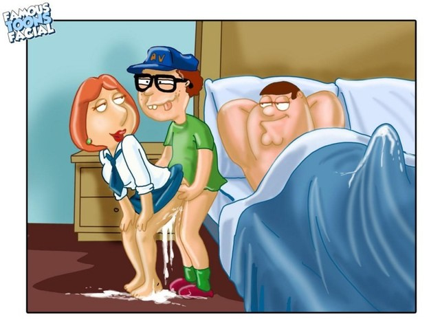 lois griffin porn porn cartoon lois anime toon photo griffin milf