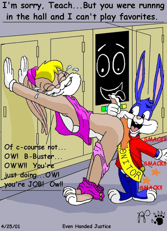 looney toons lola porno toon tiny adventures bunny lola looney tunes space jam bugs buster cac kthanid