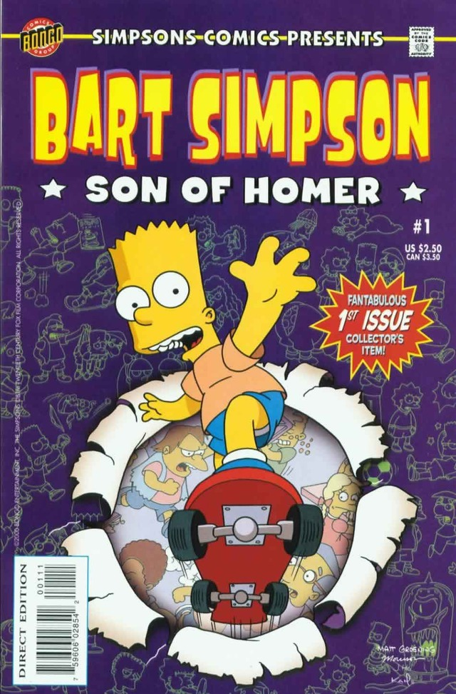 marge and bart simpson porn simpsons marge simpson bart issue