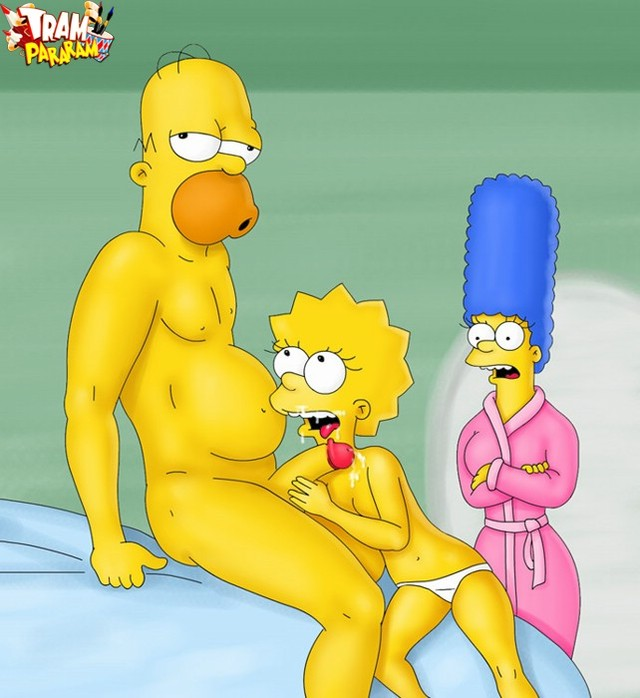 marge and bart simpson porn page thesimpsonsporn