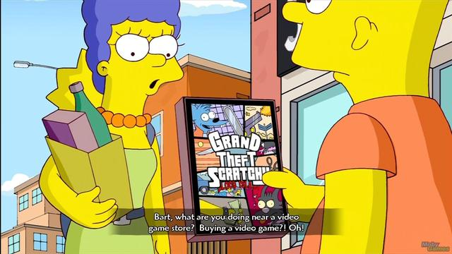 marge and bart simpson porn porn simpsons movies marge bart hardcore screenshot game caught girls black multiple shots gangbanged xbox partners buying